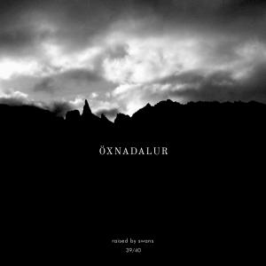 Öxnadalur- front cover